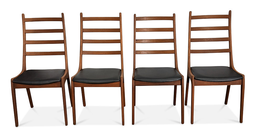 4 High Back Chairs - Kai K
