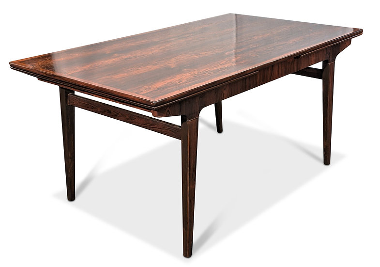 (SOLD) Large Rosewood Dining Table - Atish