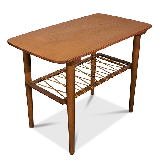 (SOLD) Teak Side Table - Mogens