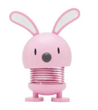 Hoptimist Baby Bunny - Pink