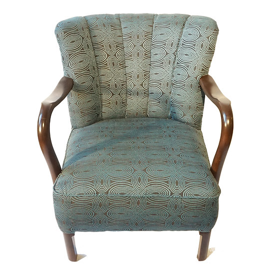 Antique Danish Lounge Chair. LANOBA   Danish Design Furniture and Decor in Downtown New York