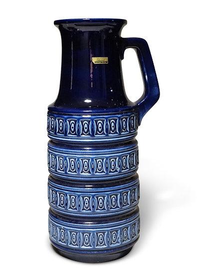 "Tall 18"" West Germany floor Vase"