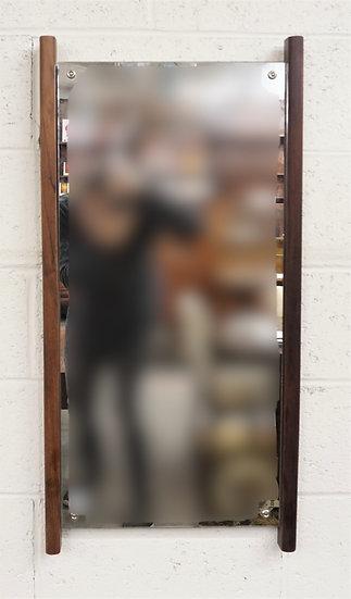 Rosewood Mirror - Jern