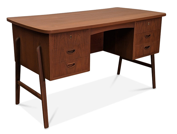 (SOLD) Teak Desk - Sprit