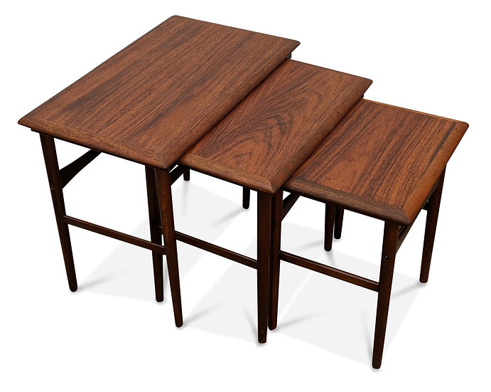 (SOLD) Nesting tables - Bordfodbold