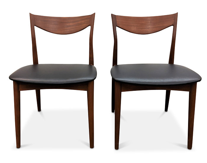 (SOLD) 2 Dining Chairs - Pil