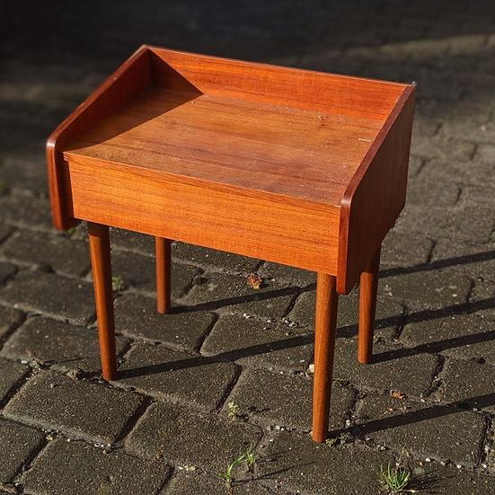 Teak Small Side Table/Dresser  - Femoghalvfems