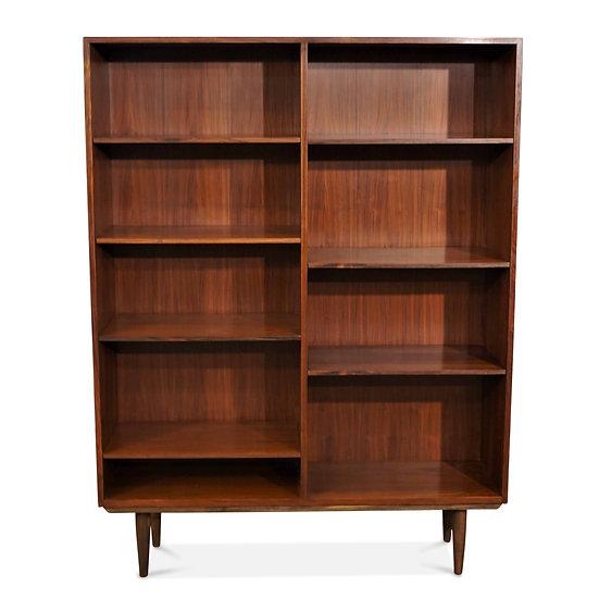 (SOLD) Rosewood Bookcase - Gerbera