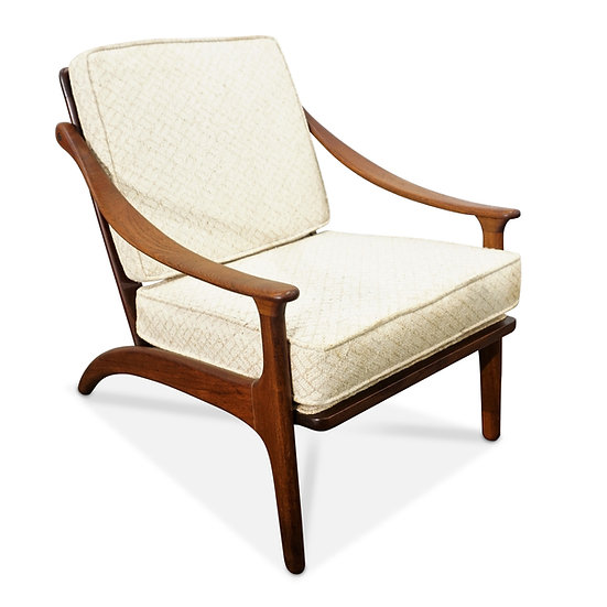 (SOLD) Arne Hovmand Olsen chair by Mogens Kold