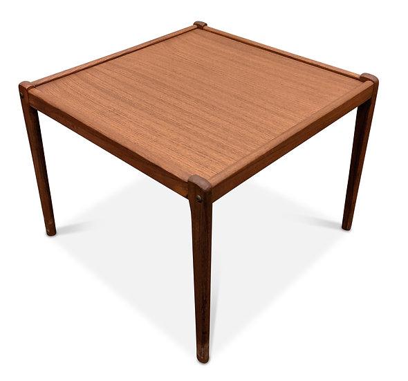(SOLD) Teak Side Table - Ejstrupholm