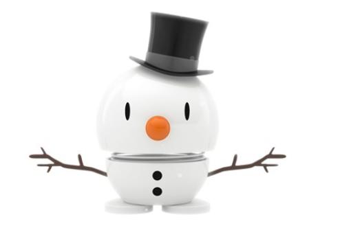 Hoptimist Snowman
