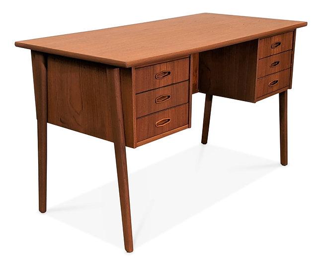 (SOLD) Teak Desk - Gade