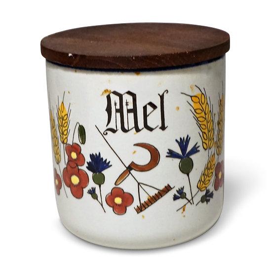 Knabstrup Flour Jar (Mel)