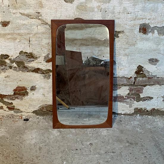"Teak Mirror - ""Hraustr"""