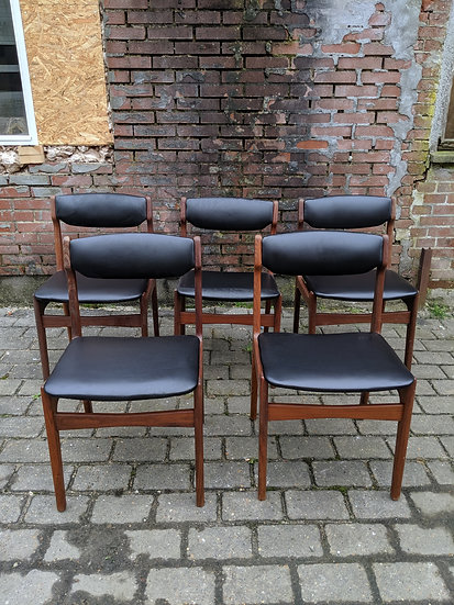 Dining Chairs - Set of 5