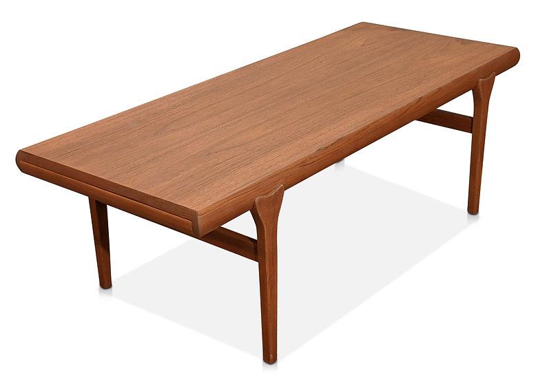 Johannes Andersen Coffee Table w hidden extensions