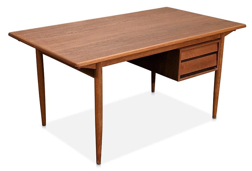(SOLD) Teak Desk - Marlene