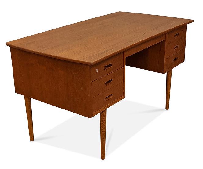 Teak Desk - Buede