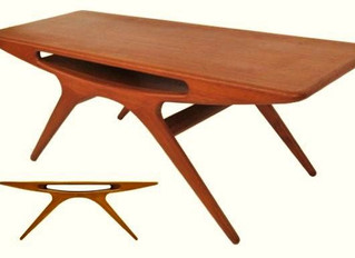 Johannes Andersen - The king of Danish tables