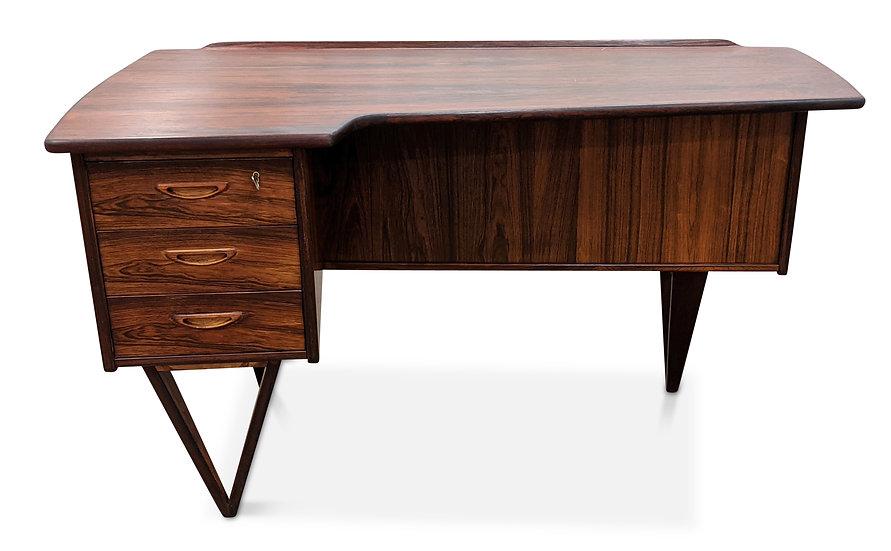 (SOLD) Rosewood Desk -  Gudhjen
