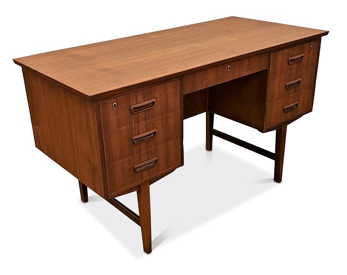 (SOLD) Teak Desk - Vatpind