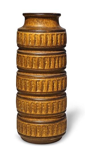 "Large 16"" West Germany Floor Vase"