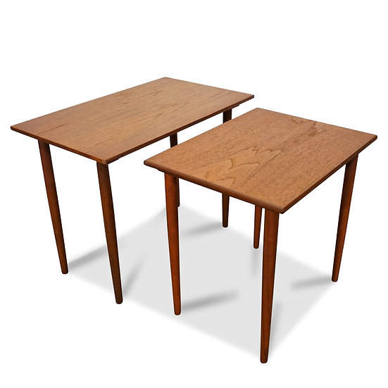Danish Nesting Tables - Langeland