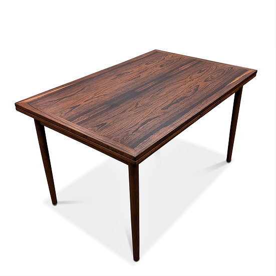 Rosewood Dining Table - Brun
