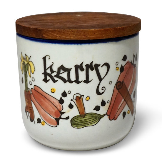 Knabstrup Kurry (curry) jar