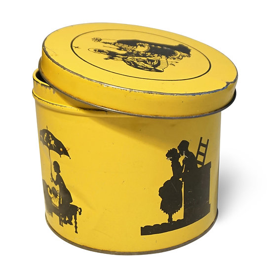 Hans Christian Andersen Story Canister