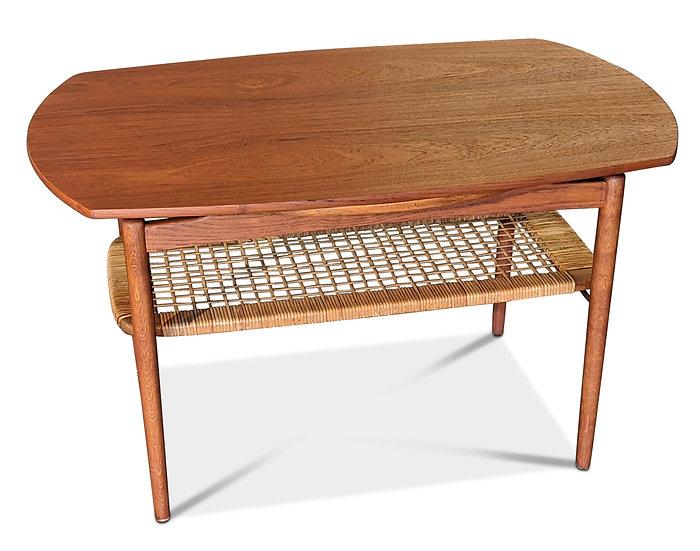 Teak Oval/Round Coffee Table