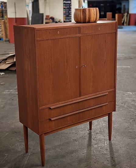 (SOLD) Storage Cabinet - Mern