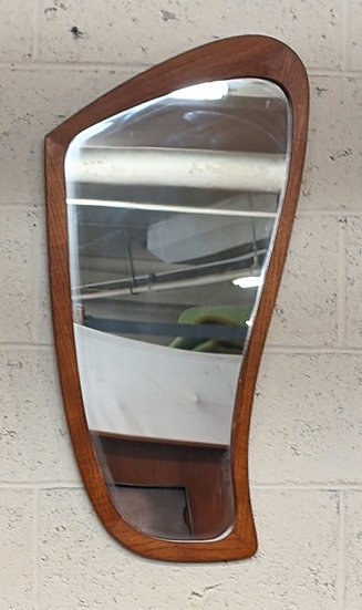 (SOLD) Rare Danish vintage mirror