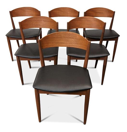 (SOLD) Teak Dining Chair - Jydsk Stole
