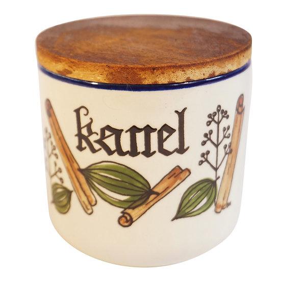Knabstrup kanel (cinnamon) jar