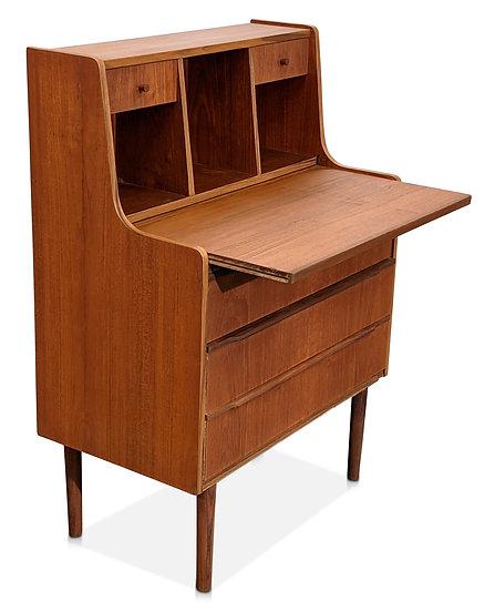 Teak Secretary Desk - Helle