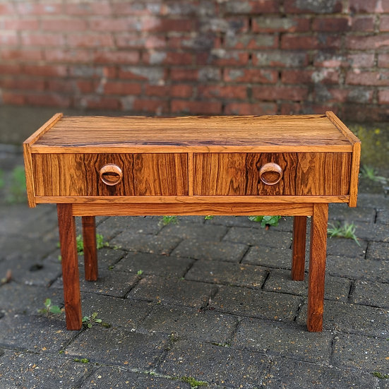 Rosewood Side Table - Fireogtyve