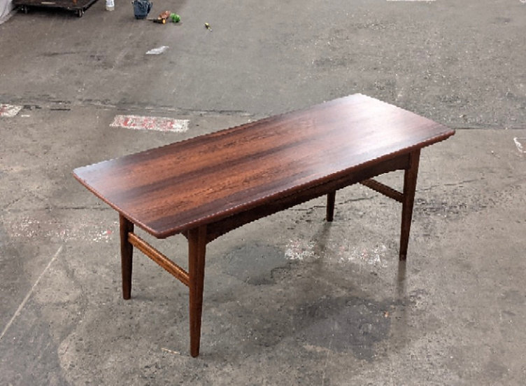 (SOLD) Copenhagen Table. Coffee and Dining table