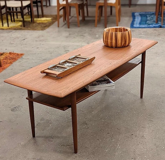 (SOLD) Coffee Table - Vesterland