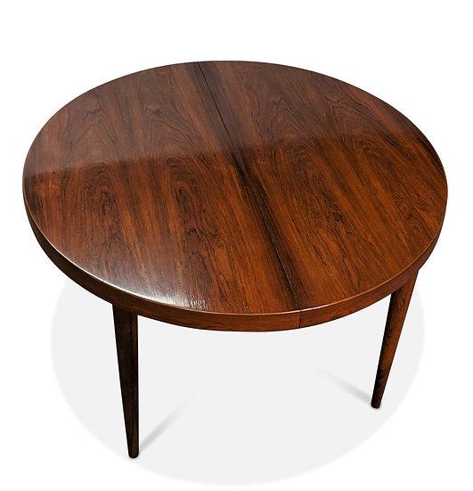(SOLD) Kai Kristiansen Rosewood Round Table - Husty