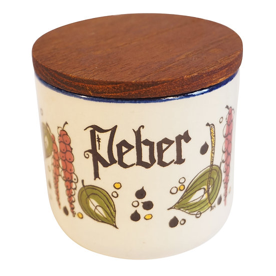 Knabstrup Peber (pepper) jar