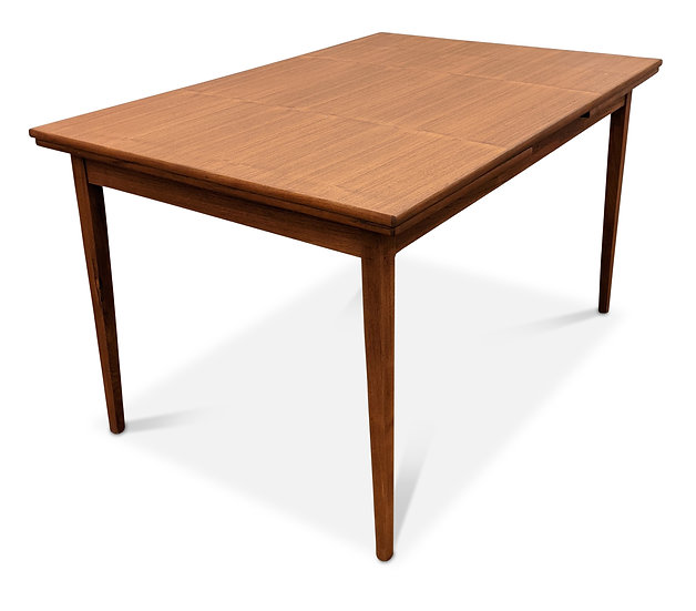 (SOLD) Teak Dining Table - Ejby