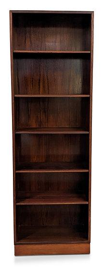 Rosewood Bookcase - Ein
