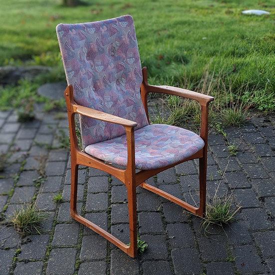 Bramin Teak Chair - En
