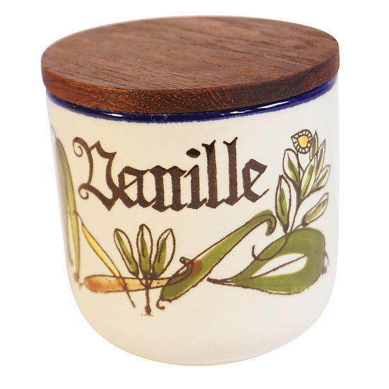 Knabstrup Vanilja (vanilla) jar