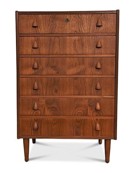 (SOLD) Teak Dresser - Naese
