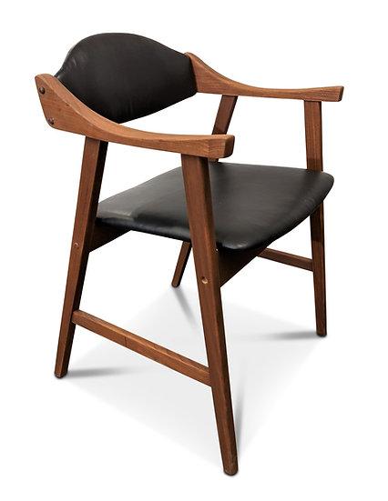 (SOLD) Teak Dining Chair - Birkelund
