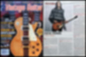 Nick Perri Vintage Guitar February 2020