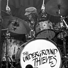Zil Fessler, drums
