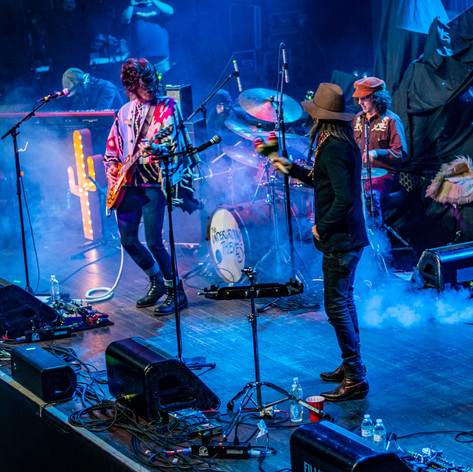 The Underground Thieves live at the fillmore